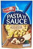 Batchelors Pasta and Sauce Chicken and Mushroom Flavour 122 g (Pack of 12)
