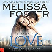 Flames of Love: Love in Bloom: The Remingtons, Book 3   Melissa Foster