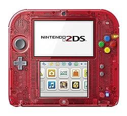 ニンテンドー2DS 『ポケットモンスター 赤』限定パック