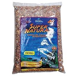 Caribsea Super Naturals Essentials Aquarium Sand, 50-Pound, Jelly Beans