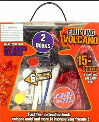 Erupting Volcano Kit - 1
