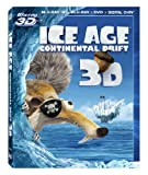 Ice Age: Continental Drift (Blu-ray 3D / Blu-ray / DVD + Digital Copy)