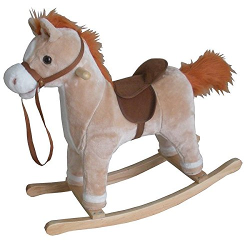 Rocking Horse And Hobby Horse Go Kids Pony Ride Ons