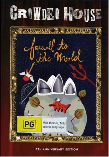 Crowded House - Crowded House - Farewell to the World (Special Edition, 2 DVDs) - Zortam Music