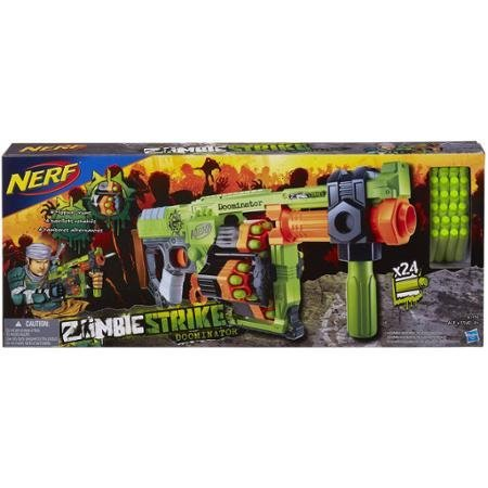 Nerf Zombie Strike Along