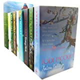 Jodi Picoult Jodi Picoult 9 Books Collection Pack Set RRP: £78.91 (Change of Heart, The Pact, Nineteen Minutes, Perfect Match, Second Glance, Keeping Faith, Salem Falls, Plain Truth, House Rules(Hardcover))