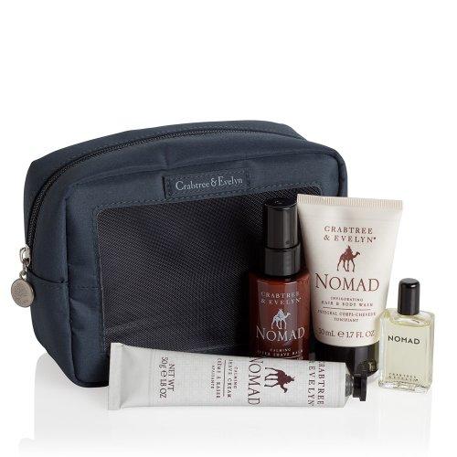 Crabtree & Evelyn Nomad Traveller Men's Gift Set