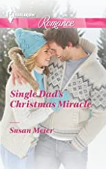 Single Dad's Christmas Miracle (Harlequin Romance)