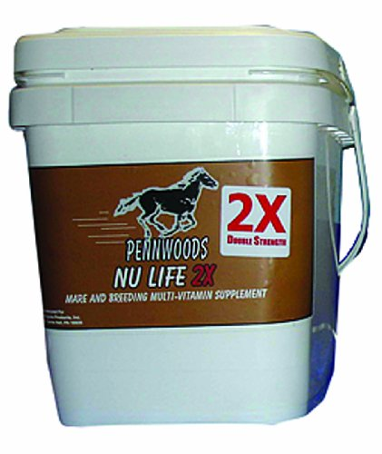 Pennwoods Equine Products 120781 Nu Life 2X 25 Pound