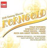 echange, troc  - Concerto Violon, Symphonie, Lieder, Sonate Violon
