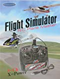 cheap SKYARTEC R/C Plane Master X-Power Helicopter, Airplane and Glider Flight Simulator 8 Ch