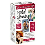 21st Century Herbal Slimming Tea, Caffeine Free, Cranraspberry, 24 ct.