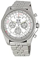 Breitling Bentley 6.75 Stainless Steel Mens Watch A4436412-G679SS from Breitling