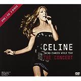 """C�line Dion - Taking Chances World Tour: The Concert (+ Audio-CD) [2 DVDs]von """"C�line Dion"""""""