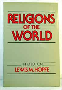 HOPFE PDF RELIGIONS THE OF WORLD