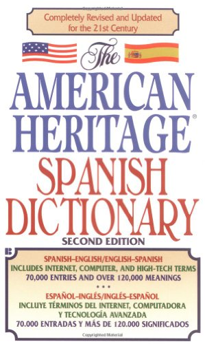 The American Heritage Spanish Dictionary (Spanish Edition)