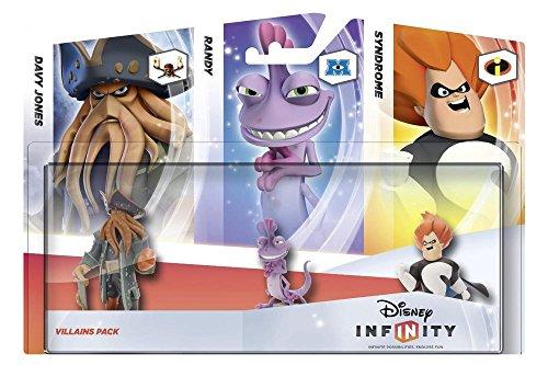 Disney Infinity: Tripack: Cattivi (Set con 3 personaggi)