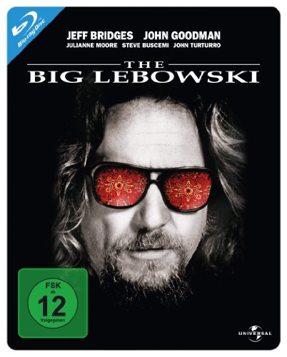 The Big Lebowski (Steelbook) (100th Anniversary Edition) [Blu-ray]
