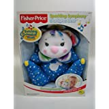 Fisher Price Sparkling Symphony Starlights Bear Musical Baby Toy