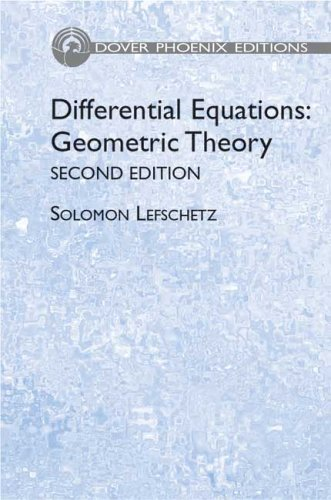 Differential Equations: Geometric Theory (Phoenix Edition) 2nd Edition