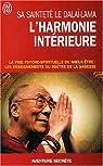 L'harmonie int�rieure par Dala� Lama