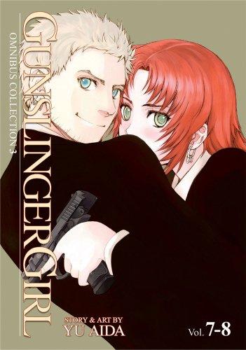 GUNSLINGER GIRL 7巻~8巻(オムニバス・英語版)