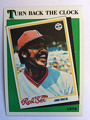 1988 Topps #662 Jim Rice NM/M (Near Mint/Mint) (Jim Rice 662 compare prices)