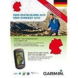 """Garmin Topo Deutschland 2010 Gesamt - Freizeit- und Wanderkarte f�r GPS Ger�te auf DVD und microSDvon """"Garmin"""""""