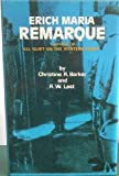 img - for Erich Maria Remarque book / textbook / text book