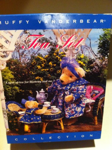 Muffy Vanderbear Teddy Bear Mommy & Me Tea Set