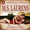Desire's Prize Audiobook by M. S. Laurens Narrated by Jim McCabe