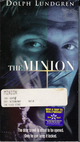 The Minion [VHS] [Import]