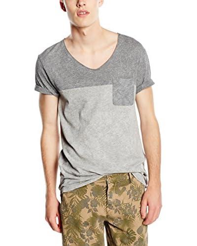 BOSS Orange T-Shirt Tedman grau