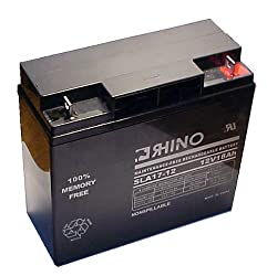 Deltec 2026C Replacement Rhino Battery