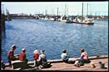 img - for Washington Westport Fishing Dock Postcard c1950 book / textbook / text book