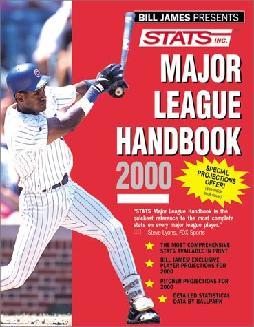 Bill James Presents Stats Major League Handbook 2000