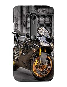 Back Cover for Motorola Moto G (3rd gen)