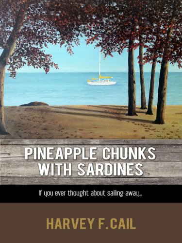 Pineapple Chunks With Sardines (Living Under Sail)