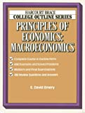Principles of Economics: Macroeconomics (Books for Professionals) (0156015862) by Emery, David