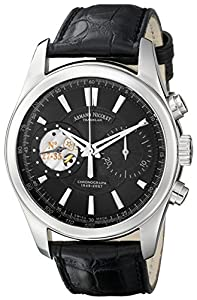 Armand Nicolet Men's 9649A-NR-P964NR2 L07 Limited Edition Hand-Wind Classic Watch