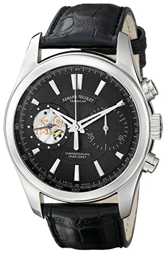Armand-Nicolet-Mens-9649A-NR-P964NR2-L07-Limited-Edition-Hand-Wind-Classic-Watch