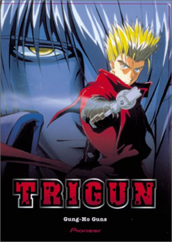 Trigun 4: Gung Ho Guns [DVD] [Region 1] [US Import] [NTSC]