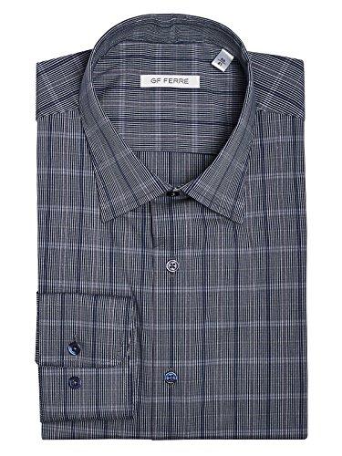 gianfranco-ferre-shirt-m-04-he-45571-175uk-44it-44eu-blue