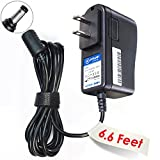 T-Power® (6.6ft Long Cable) Ac Dc adapter for Brother P-Touch PT-D200 PTD200 PT-D200VP PT-D210 Label Maker Replacement (AD-24) switching power supply cord charger wall plug spare
