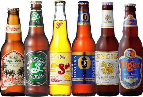 世界のビール飲み比べセット12本セット