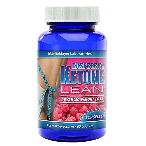 Maritzmayer Raspberry Ketone Lean Advanced Weight Loss Supplement 60 Capsules Per Bottle (1)