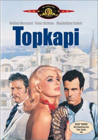51AAACMME5L Jules Dassin   Topkapi (1964)