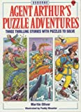 Agent Arthurs Puzzle Adventure (Puzzle Adventures Series)