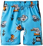 Quiksilver Boys 2-7 Briny Deep Volley Swim Trunk