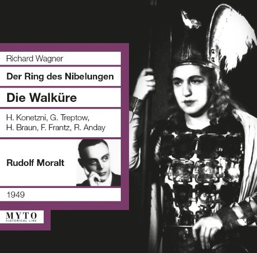 La Valquiria (Konetzni) Grab.Completa - Wagner - CD